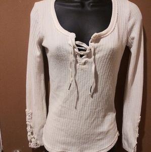 Hollister Long Sleeve Shirt Size Small